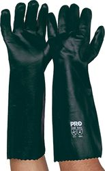 PVC GLOVES - DOUBLE DIPPED