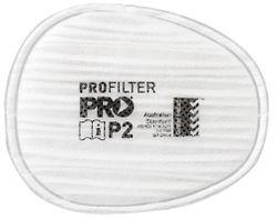 Maxi Mask 2000; P2 Prefilters (20/pk)