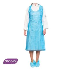 APRONS DISPOSABLE BOXED- PROVAL
