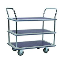 Platform Trolley 3 Tier 785x485mm (170kg)