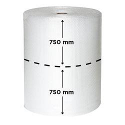 Bubble Film 10mm 1.5mx200m Slit 2x750 (NSW D/Delivery)