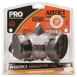 Maxi Mask 2000 Half Mask Respirator ABEK1 Kit