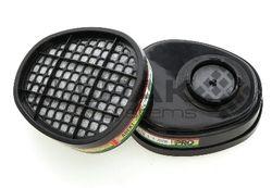 Maxi Mask 2000; ABEK1 Cartridge (2/pk)
