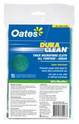 Microfibre Cloth DuraClean Thick GREEN (10)