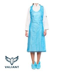 APRONS DISPOSABLE BOXED- VALIANT