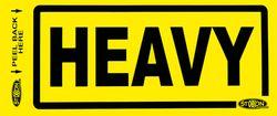 Labels HEAVY 500/pk