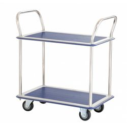 TIERED PLATFORM TROLLEYS
