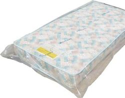 Single Mattress Bag Heavy Duty 60/RL (blue print)