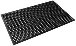 Cushion Light Mat Black 910x3000mm