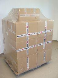 Pallet Shrink Bag 1220+1220x2400mm 100um 25/RL