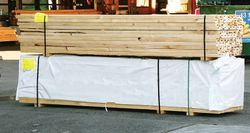 Timber Wrap White 450/900/450mmx235m 65um
