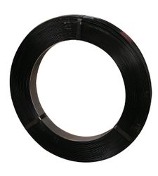 Steel Strapping Black Rope 19.0mm x 0.56 x 576m