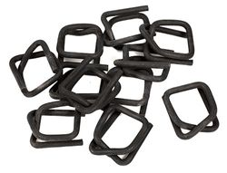 WOVEN STRAPPING BUCKLES
