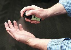 HAND SANITISER SPRAY