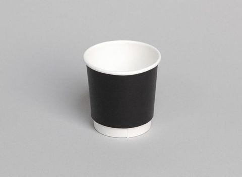 4oz Double Wall Hot Cup