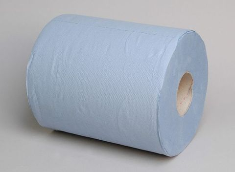 Coastal Blue 275 Centrefeed Paper Towels 1 Ply