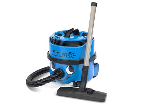 Numatic Nupro 8L Dry Vacuum Cleaner - Blue