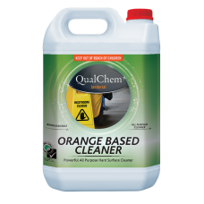 Orange Based Cleaner