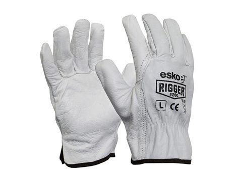 Esko Leather Rigger Glove Full Grain
