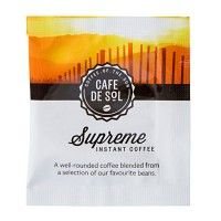 HPCS Cafe De Sol Supreme Coffee Sachets