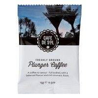 HPCP Cafe De Sol Plunger Coffee 15g Columbian