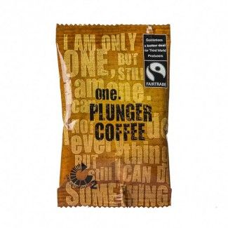 ONECP One Fairtrade Plunger Coffee