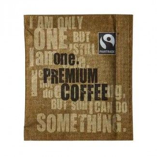 ONEC One Fairtrade Instant Coffee Sachets