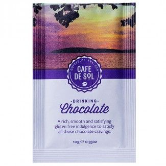 HPDC1 Cafe De Sol Drinking Chocolate Sachets - Ctn 300