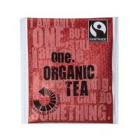ONET One Fairtrade Overwrapped Tea Bags