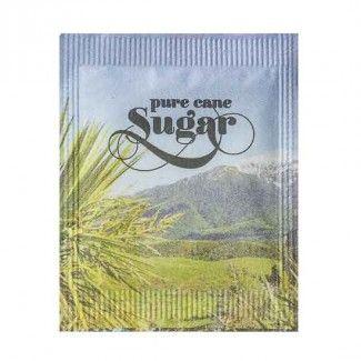 HPS HealthPak Pure Cane Sugar Sachets - Ctn 2000