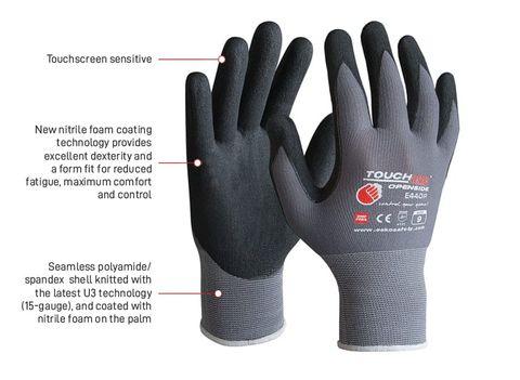 Touchline Openside Glove