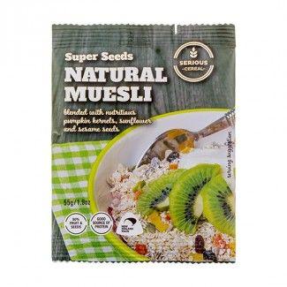 HPCNM Serious Cereal - Natural Muesli