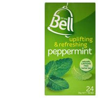 Bell Peppermint Teabags