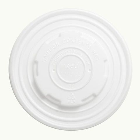 Compostable Lid For EcoBowl 420-940ml