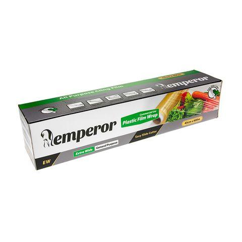 Emperor PVC Food Wrap 450mm x 600 Metre