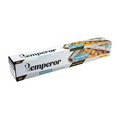 Emperor Foil Wrap 440mm x 150 Metre