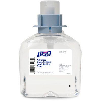 5193 Purell FMX Advanced Instant Hand Sanitiser Foam
