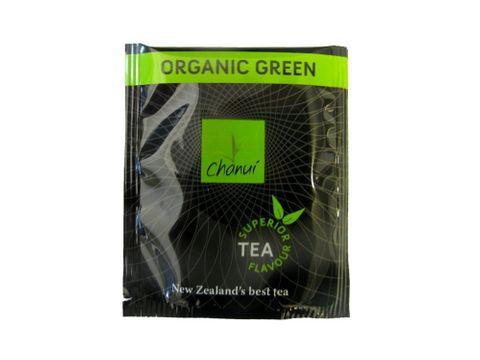 Chanui Organic Green Enveloped Tea Bags
