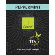 Chanui Peppermint Enveloped Tea Bags