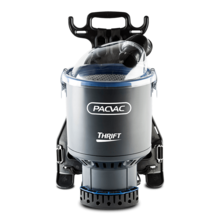Pac Vac Thrift 650 Back Pack Vacuum Cleaner