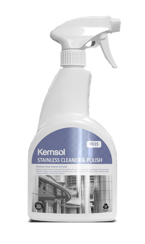 Stainless Steel Cleaner & Polish - 750ml