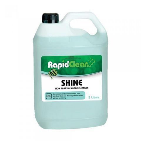 Shine Lemon Non-Abrasive Creme Cleanser 5L