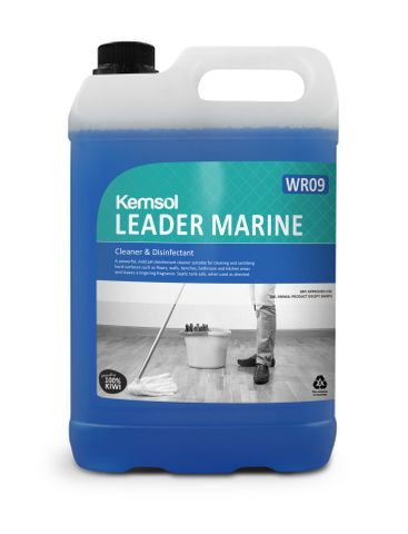 Leader Marine Cleaner / Disinfectant - 5L