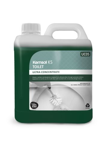 K5 Ultra Concentrate Toilet Bowl Cleaner