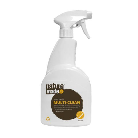 Naturemade Multi-Clean Multipurpose Spray n Wipe
