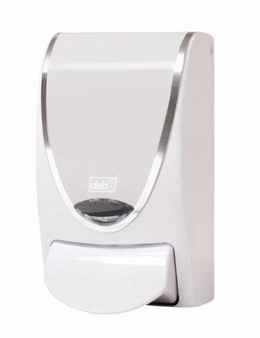 Deb Cleanse Washroom Manual Dispenser - Chrome Border