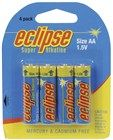 Eclipse Alkaline AA Batteries