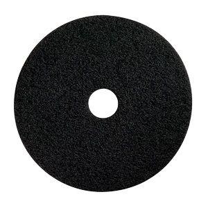 Floor Pad 16 Inch - Black