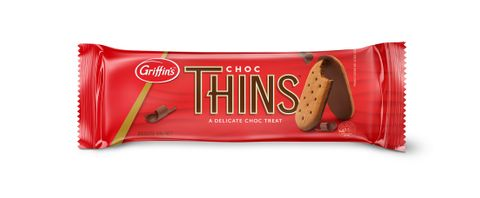 Griffins Chocolate Thin Biscuits
