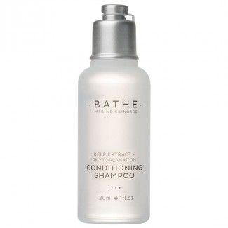 BATHCSB Bathe Conditioner/Shampoo Bottles 30ml - Ctn 128